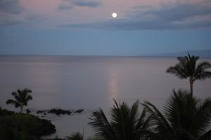 Maui Full Moon