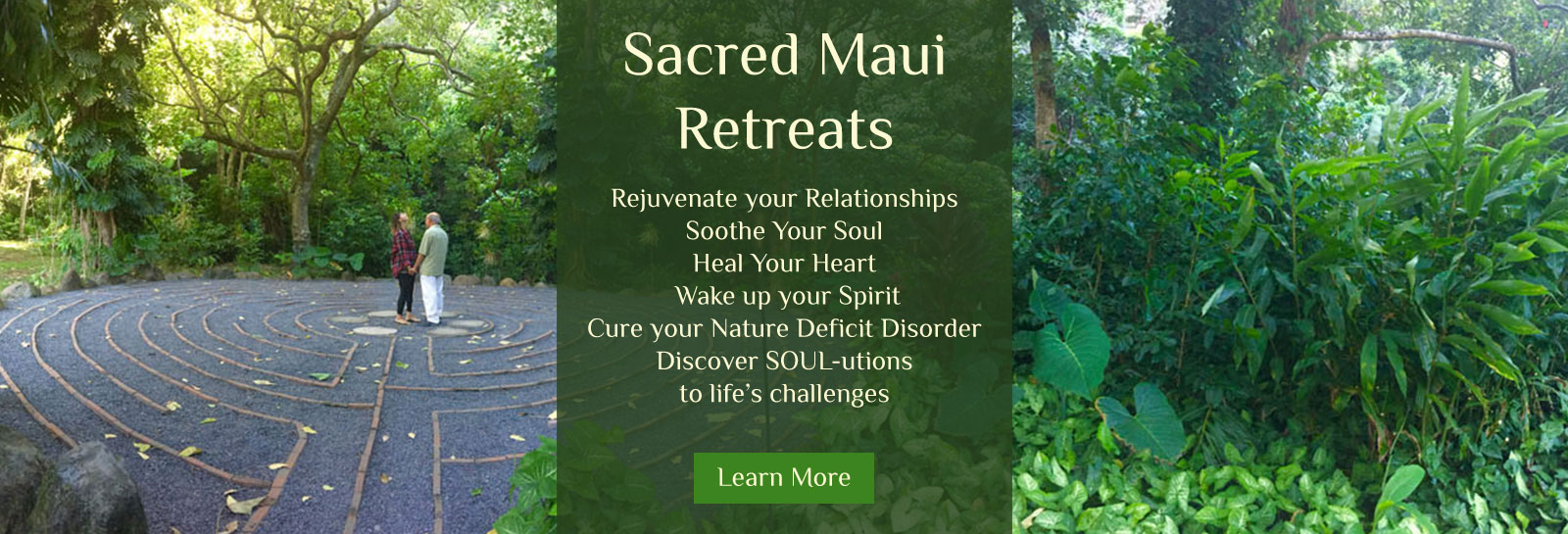 Maui Retreat Topics