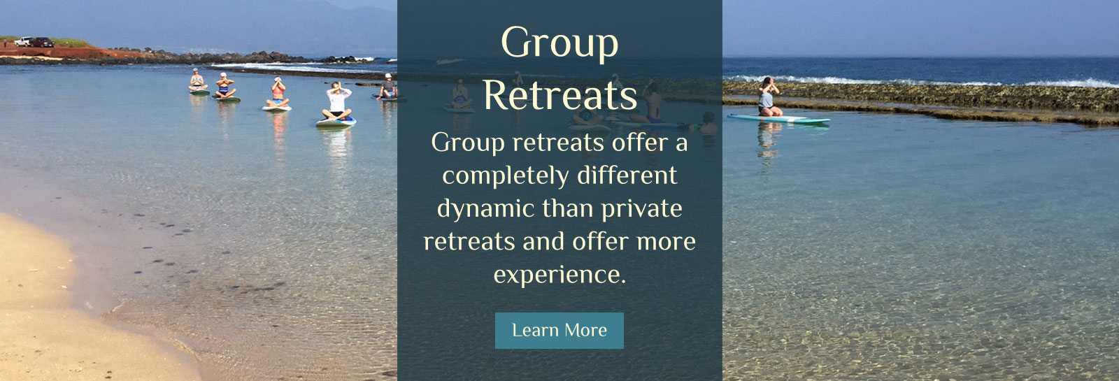 Group Maui Retreats